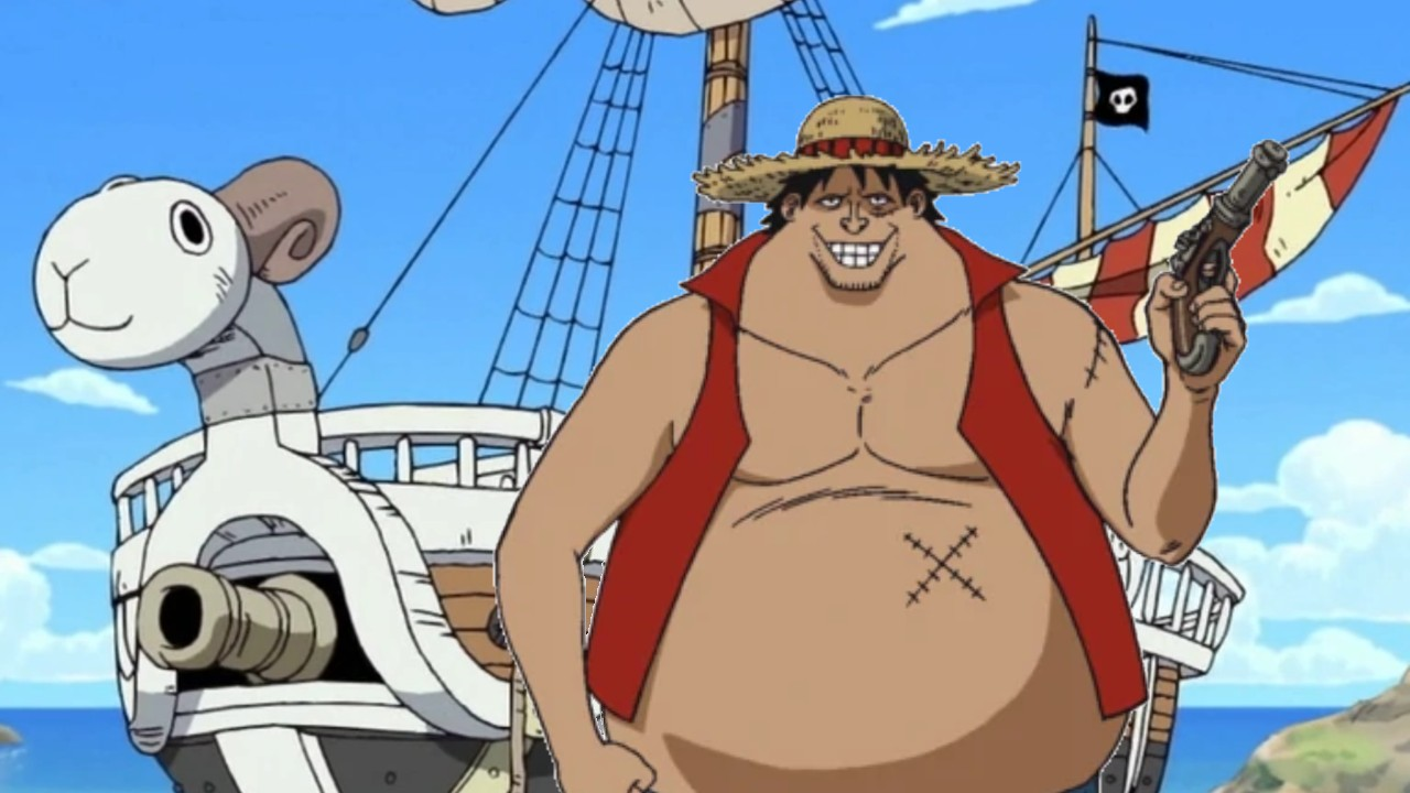One Piece: Illegal fishermen caught aboard a ship called Going Merry